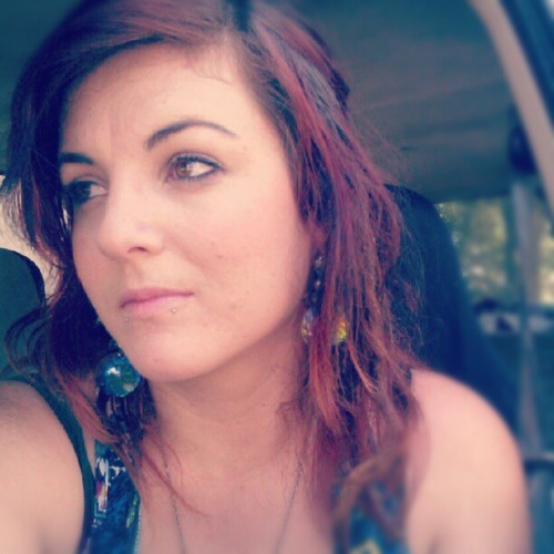 #dyingintheheatface #instagirl #summer #piercings #awkward #redhair (Taken with Instagram)