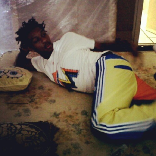 #Babe #Adidas #Schwagg #061112 (Taken with Instagram)