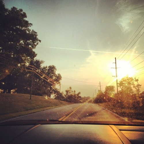 Beautiful sunset! ☀ #sun#set#sunset#shoutout#like#followback#follow#s4s#cute#nature#pretty#beautiful#gorgeous#clouds#sky  (Taken with Instagram)