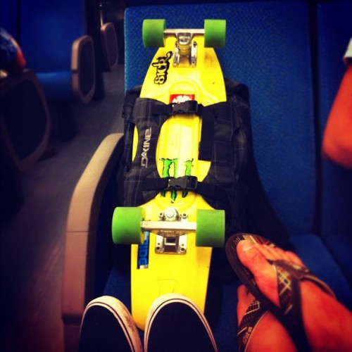 #longboard #penny (Taken with Instagram)