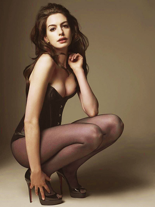 famous-people-pictures:  anne hathaway