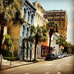 albrexicon:  Sunday morning in #Charleston, SC. Looking for the Chews. (Taken with Instagram)