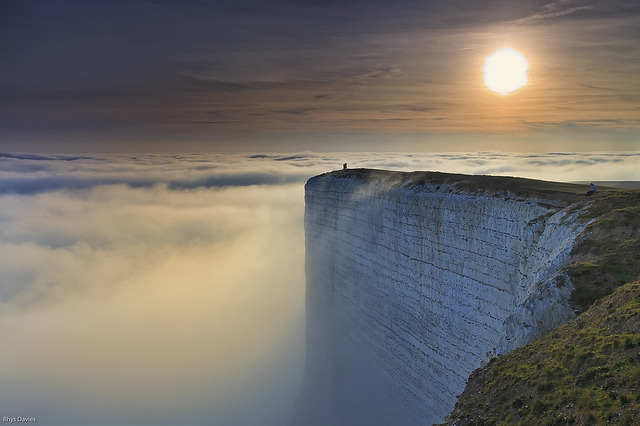 Beachy Head Haar by Rhys Davies Photography on Flickr.