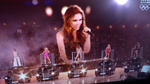 #closingceremonySpice Girls in London 2012