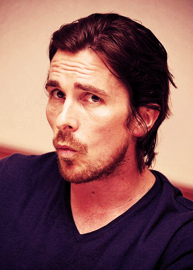 Christian Bale - The Dark Knight Rises - Press Conference - 2012