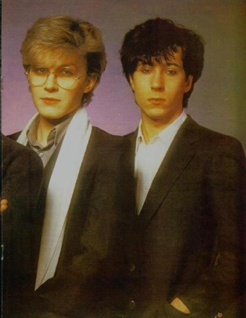 Back then, Sylvian was kinda hot.