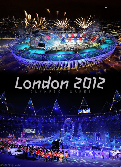 hpstuffs:  London 2012. The best opening and the best closing ceremony I've ever seen.