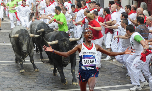 flyingscotsman:  Mo Farah Running Away From Things is my current favourite Tumblr