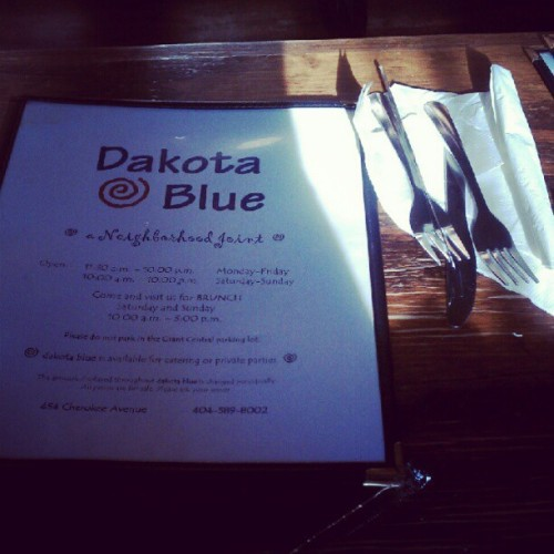 #photoadayaug no #spoon at Dakota Blue  (Taken with Instagram at Dakota Blue)