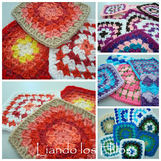internationalcrochetpatterns:  lovely granny square diagramss