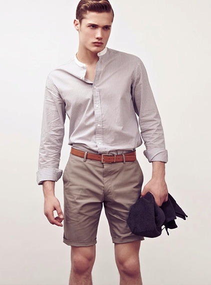 mensfashionworld:  Reiss S/S 2012