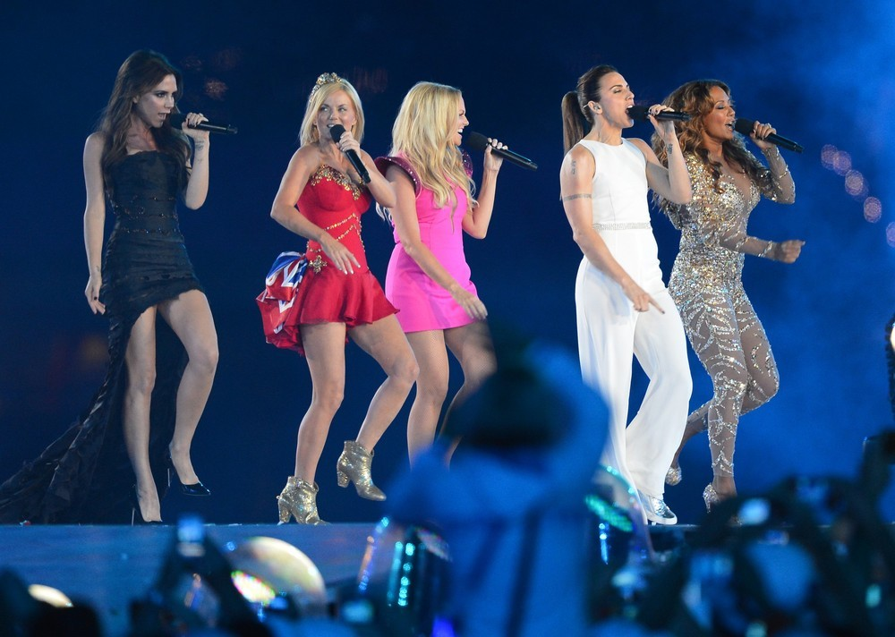 Quick!  Which Spice Girls was and still is your favorite?