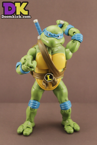 I review the TMNT Classics Leonardo http://doomkick.com/teenage-mutant-ninja-turtles-classics-leonardo-review/