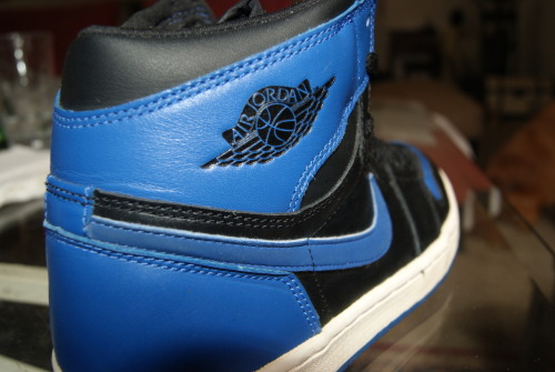 jeromesoriano:  Love my royal 1s <3