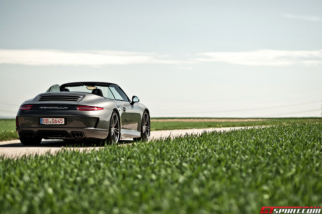 Gemballa GT Porsche 911 (991) Cabriolet Aerokit by MikeCrawatPhotography ♥ on Flickr.