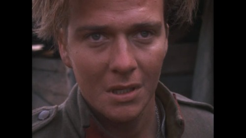 Capping some Young Indy for SPamF monday. Hot Dayum I love a man in Uniform *fans self*