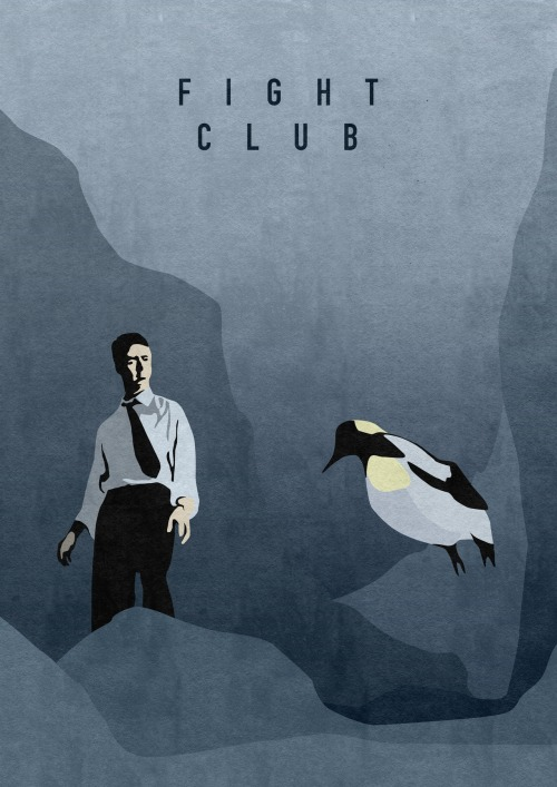 Fight Club by Oliver Shilling