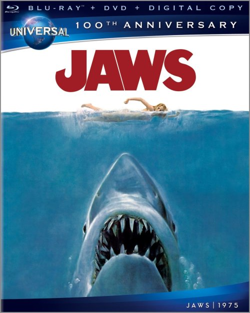 Check out my review for the Jaws BluRay that comes out tomorrow, over at Bloody Disgusting!