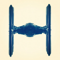 TIE Fighter by Avanaut (Star Wars)