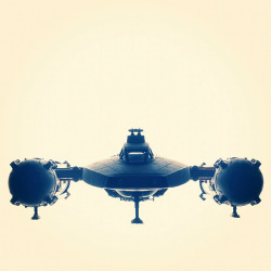 Y-Wing by Avanaut (Star Wars)