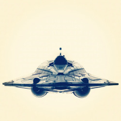 Anakin's Jedi Starfighter by Avanaut (Star Wars)