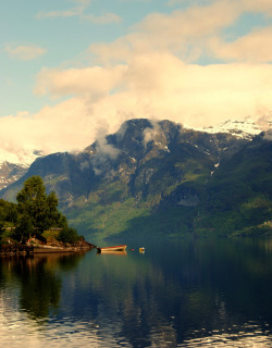 wendesgray:  Norway's on the top of my list.  mine too.