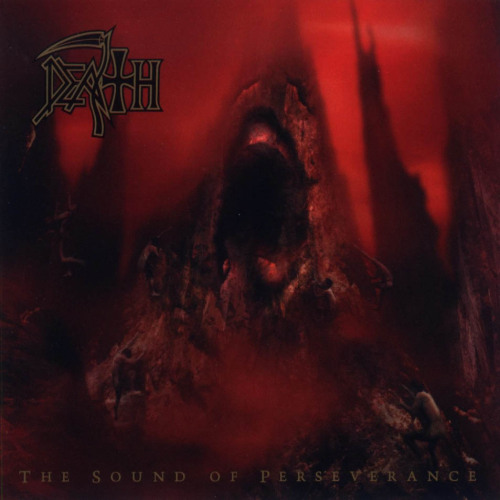 tay-disco-rayado:  DeathThe Sound Of Perseverance1. Scavenger of Human Sorrow 6:542. Bite the Pain 4:293. Spirit Crusher 6:444. Story to Tell 6:345. Flesh and the Power It Holds 8:256. Voice of the Soul (Intrumental) 3:427. To Forgive Is to Suffer 5:558. Moment of Clarity 7:229. Painkiller (Judas Priest cover) 6:03 Download HERE!