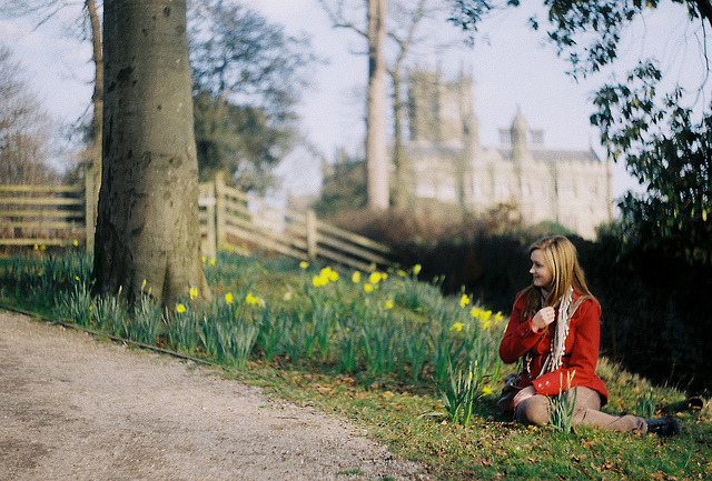 Margam Castle  by somehowlou on Flickr.