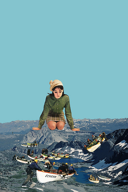 feru-leru:  In the Year of the Drought by Eugenia Loli on Flickr.