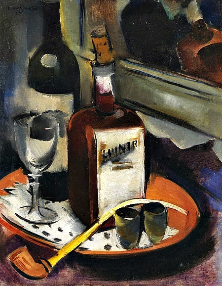 Rudolph Jacobi Still Life 1927 (requested by nelson carpenter)