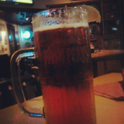 Dos equis amber #beer  (Taken with Instagram)
