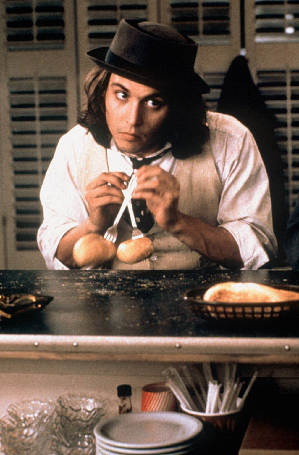 Johnny Depp in Benny & Joon