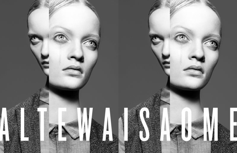 ►ALTEWAISAOME's Fall 2012 Campaign Photography by Alexander Dahl / Model Ida Dyberg