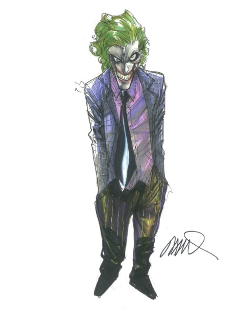 Joker by Humberto Ramos Want more in-depth Temporal Flux? Checkout the original blog