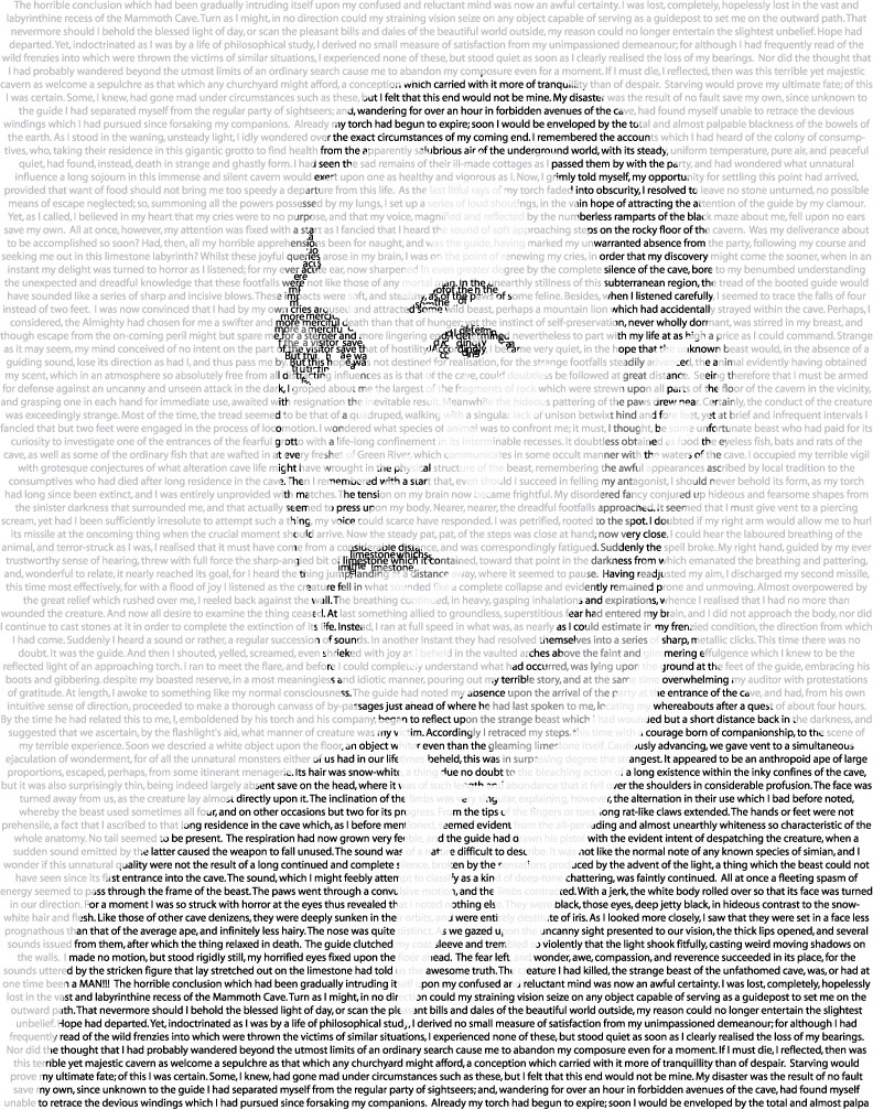 H.P. Lovecraft by ~nattfrost
