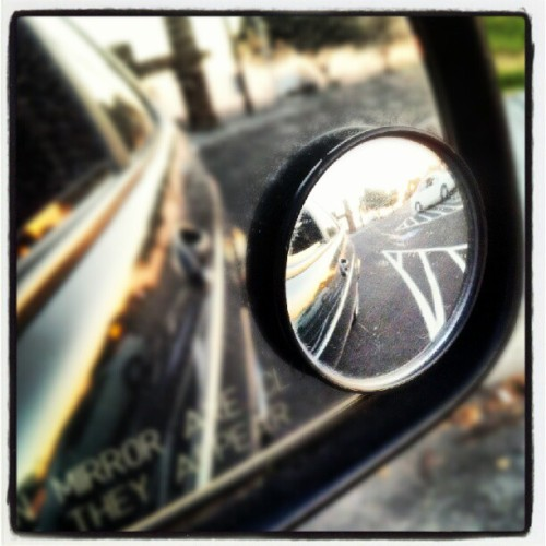 #sunset #saab #mirror #photo #fisheye #lens #LOL #bored #rest #stop #shot (Taken with Instagram)