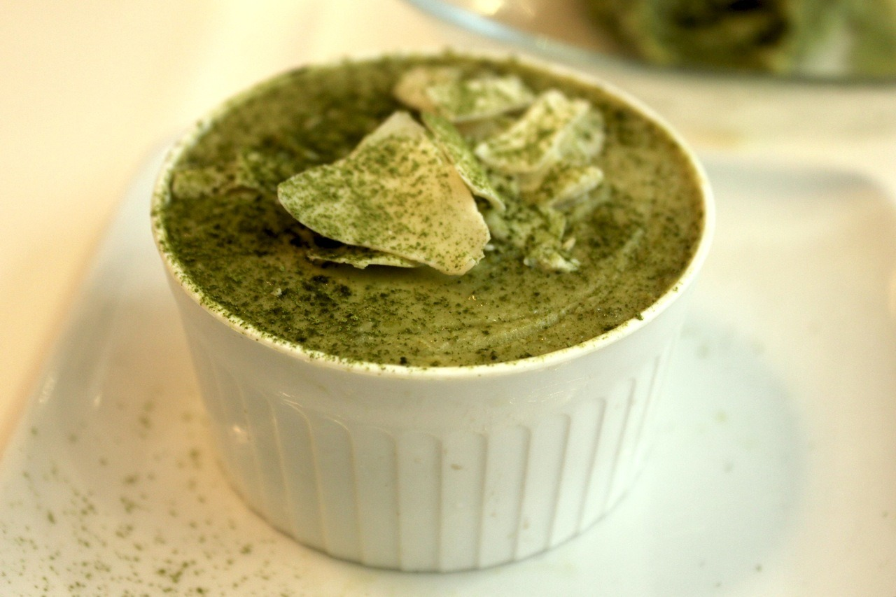 appleofmyeye:  green tea-rimisu spot dessert bar, new york, ny | may 2012
