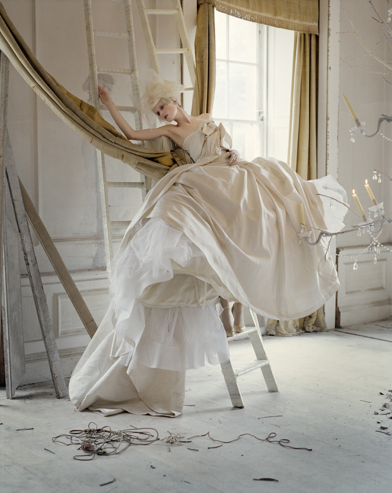 Stella Tennant photographed by Tim Walker