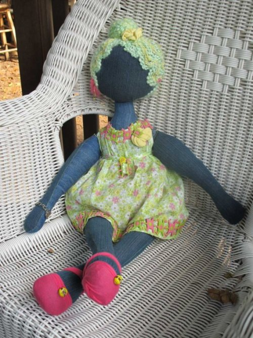 Nola Jean available via the Love,Mama dolls etsy shop.  *We also make custom dolls. Feel free to contact us*