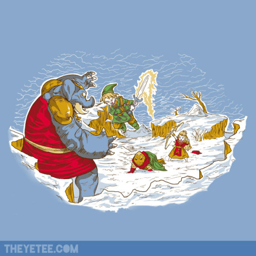 A Chrono to the Past Created by Adam  $11 at The Yetee!