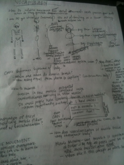 posture brainstorm notes from flight to NYC for GE gamechangers event