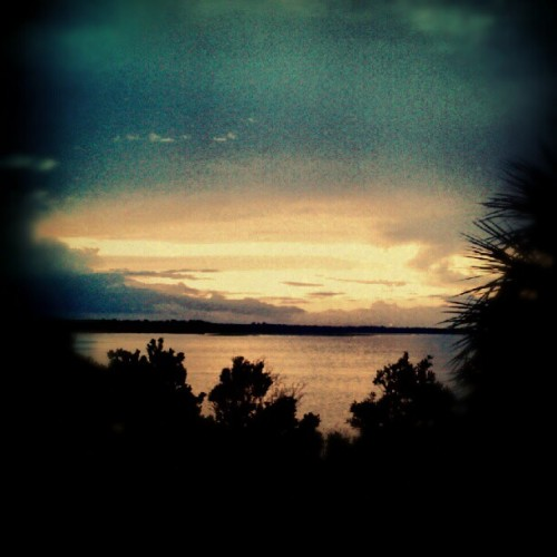 #Florida #sunset 1945. Or a few hours ago. (Taken with Instagram)