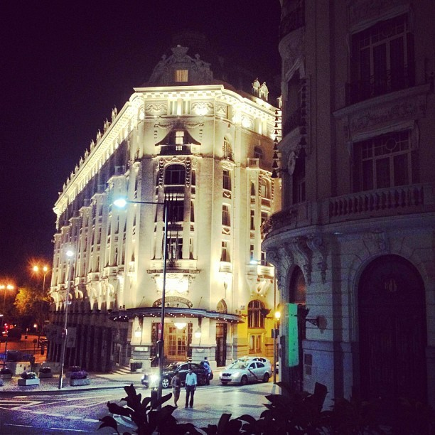Midnight in Madrid