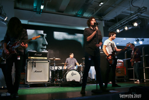 -littledeath:  You Me At Six - Album Launch - HMV by sam_stott on Flickr.