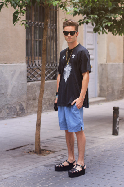 【PELAYO DIAZ: MAN IN GIVENCHY】 KATELOVESME 详情