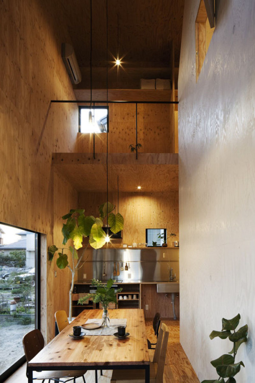 japan/ma-style architects via: blackbird