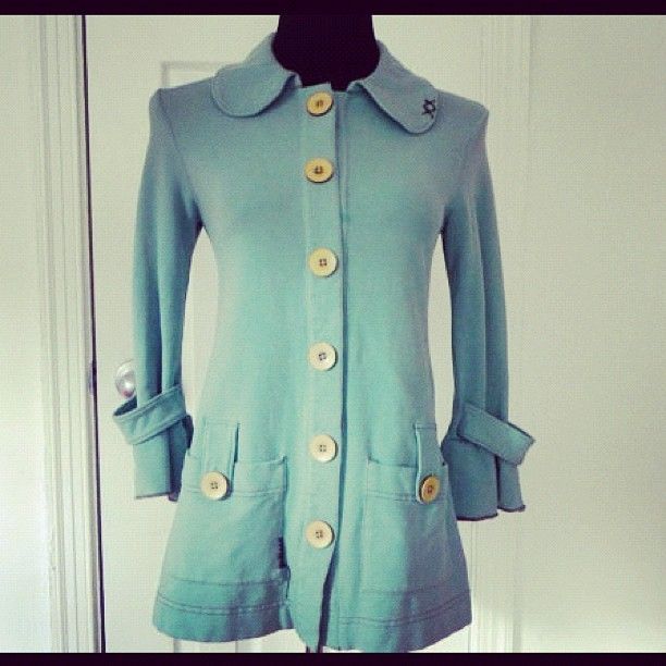 Who wants this cute jacket!!! Vintageworldrocks.etsy.com #etsy #bestofetsy #fashion #igfashion #vintagefashion #vintage  (Taken with Instagram)