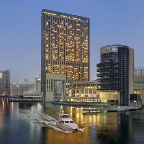 The Address Dubai Marina - click image to read review