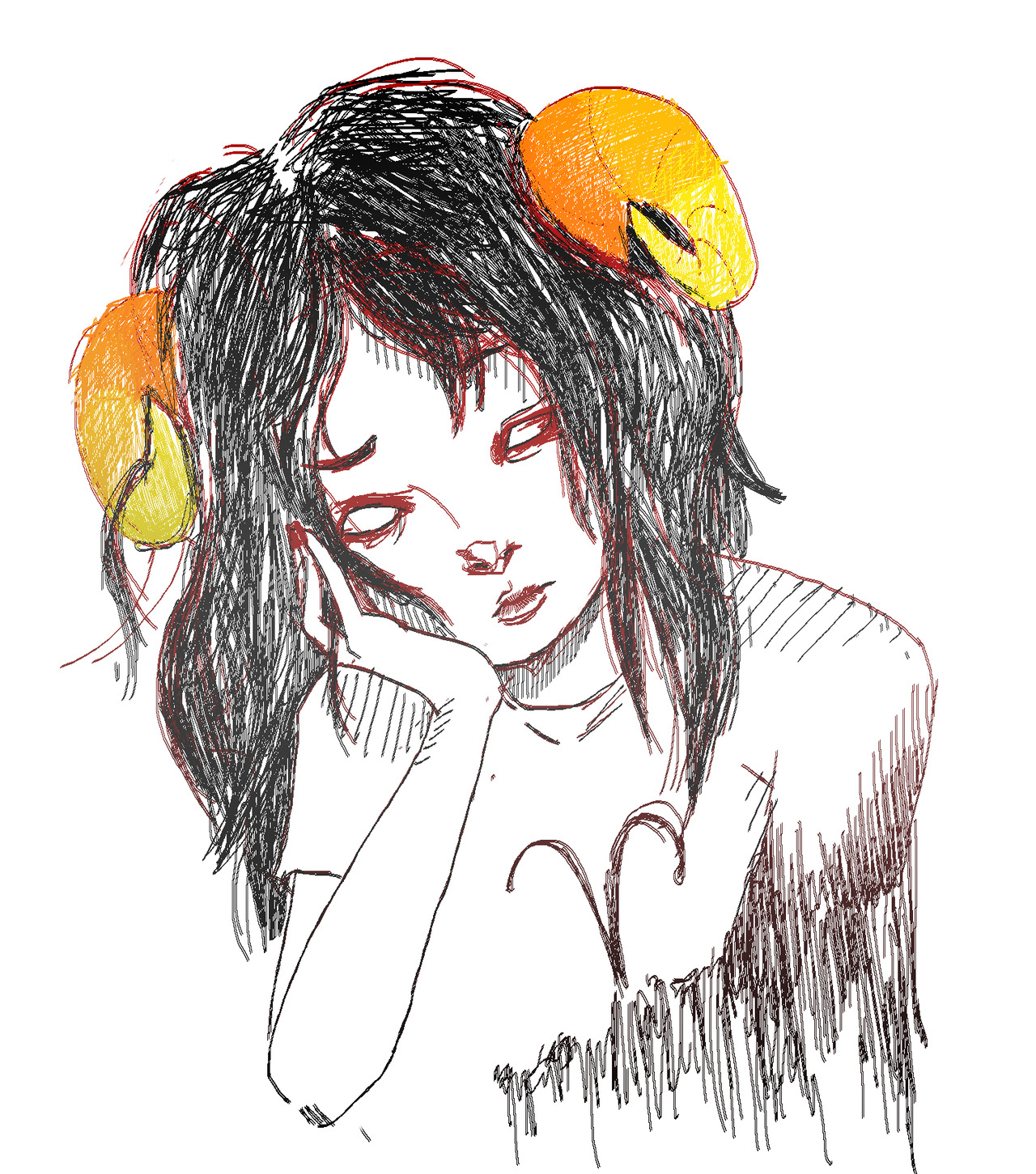 """I'm just some dead girl""—- I want to know more about Aradia."