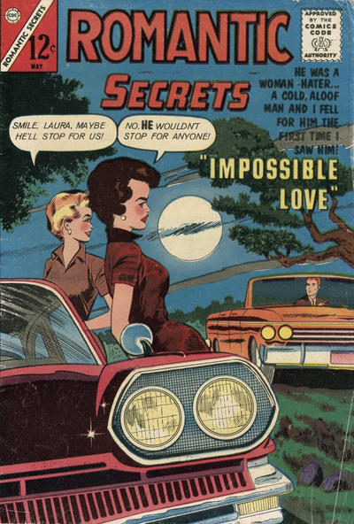 romancecomics:   Romantic Secrets  #44